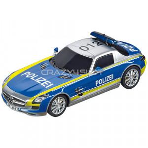 Mercedes SLS AMG Polizei
