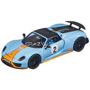 Porsche 918 Spyder Gulf Racing n.2