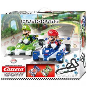 Pista Elettrica Carrera GO Nintendo Mario Kart Circuit Special
