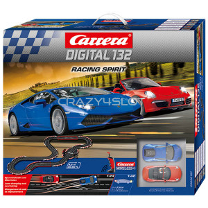 Pista Elettrica Digitale Wireless+ Racing Spirit