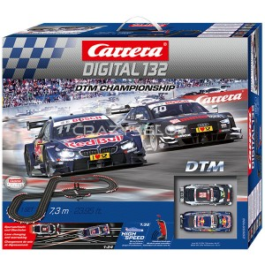 Pista Elettrica Digitale Wireless+ DTM Championship