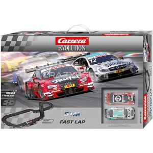 Pista Elettrica Carrera Evolution DTM Fast Lap