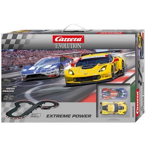 Pista Elettrica Carrera Evolution Extreme Power