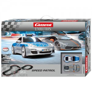 Pista Elettrica Carrera Evolution Speed Patrol