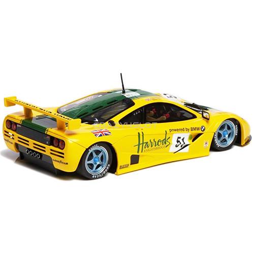 McLaren F1 GTR Team Mach One Racing n.51
