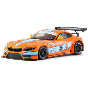 BMW Z4 GT3 Gulf Racing Special Edition n.25