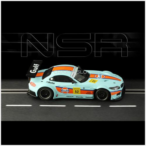 BMW Z4 GT3 Gulf Edition