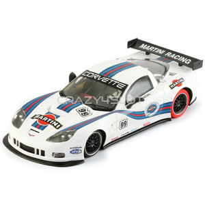 Corvette C6R Martini Ready For Racing GT3 Evo