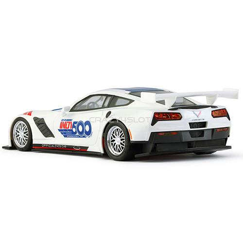 Corvette C7.R Grand Sport Indianapolis Pace Car White