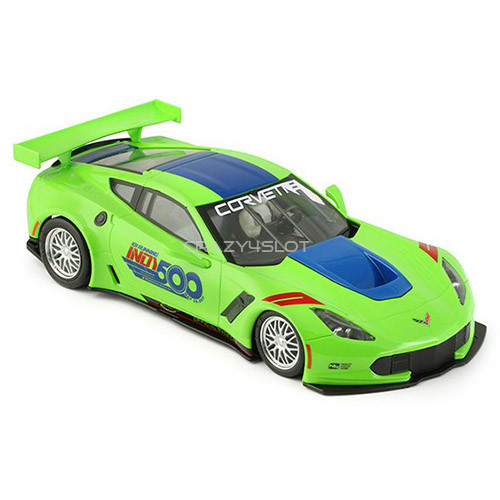 Corvette C7.R Grand Sport Indianapolis Pace Car Green