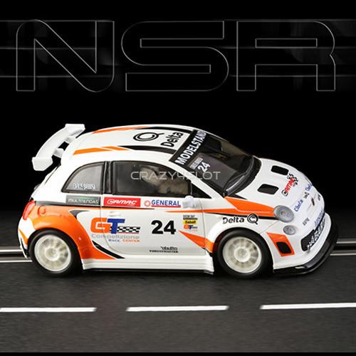 Fiat Abarth 500 Assetto Corse Trofeo Portogallo 2014 n.24