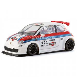 Fiat Abarth 500 Assetto Corse Martini Racing n.224