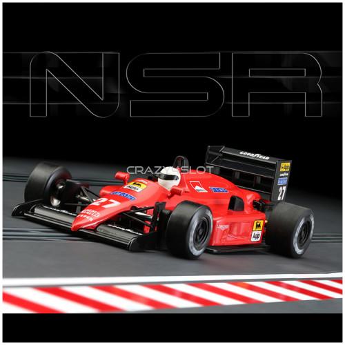 Formula 86/89 Italian Red n.27