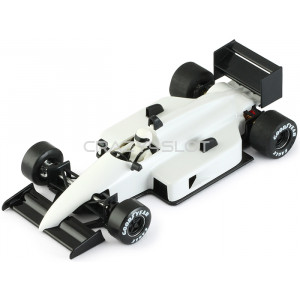 Formula 86/89 Test Car White