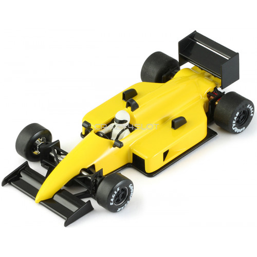 Formula 86/89 Test Car Yellow
