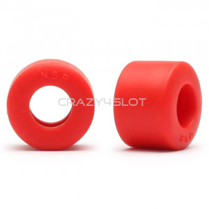 Gomme Posteriori Red 19.5 x 13.5mm per Formula NSR