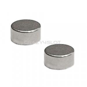Magnete Cilindrico al Neodimio da 8x4mm