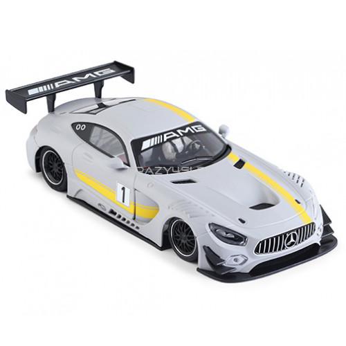 Mercedes AMG Test Car Grey n.1 AW