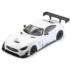 Mercedes AMG Test Car White AW King 21k