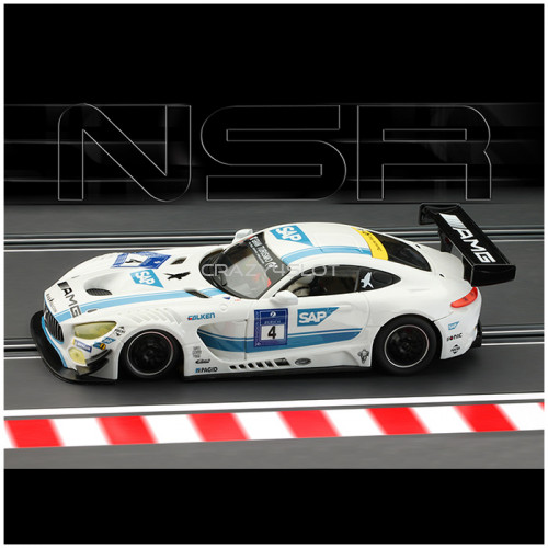 Mercedes AMG Winner 24h Nurburgring 2016 n.4