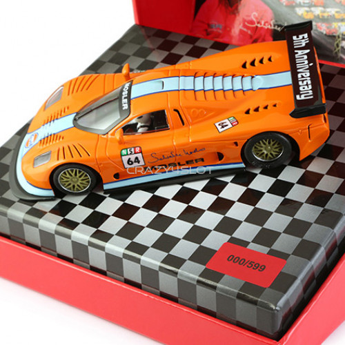 Mosler MT900-R Evo5 Aw Gulf Limited Edition 5th Anniversary n.64