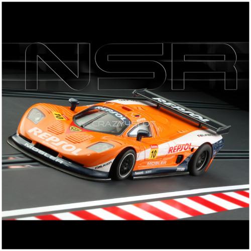 Mosler MT900-R EVO3 Repsol Racing Orange n.10