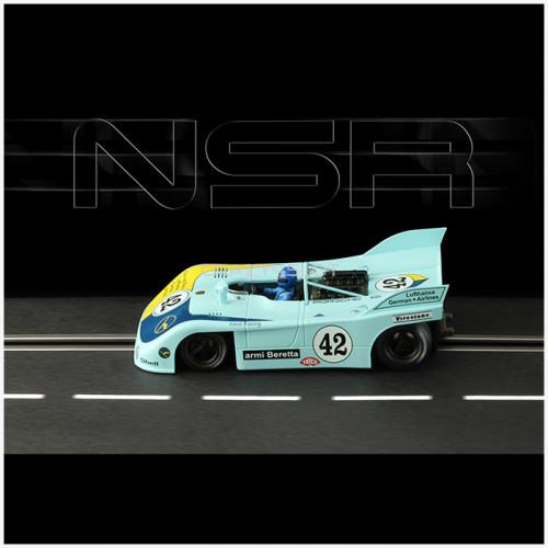 Porsche 908/3 Watkins Glen 1972 n.42