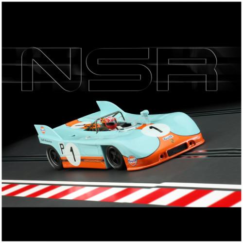 Porsche 908/3 Nurburgring 1971 n.1 Gulf Edition