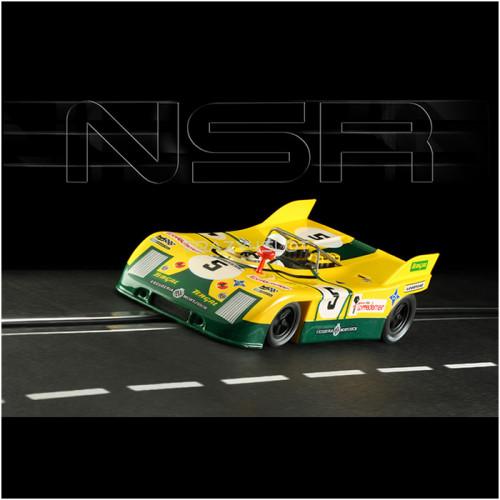 Porsche 908/3 Scuderia Montjuich Le Mans 1972 n.5