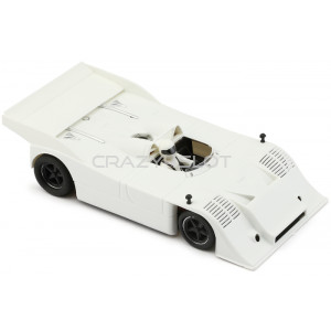Porsche 917/10K Test Car White