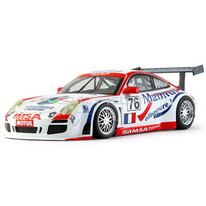 Porsche 997 24h Le Mans 2007 Matmut n.76