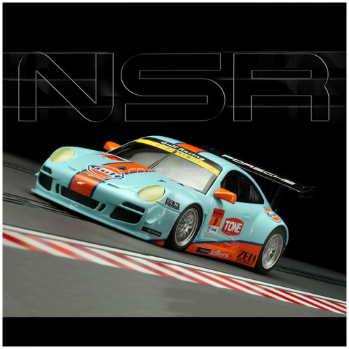 Porsche 997 GT3 n.9 Gulf Limited Edition