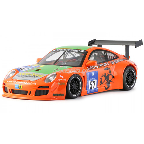 Porsche 997 GT3 n.57 Nurburgring 2014