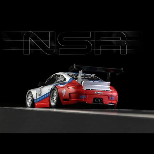 Porsche 997 Martini Racing Grey n.12
