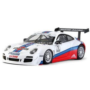 Porsche 997 Martini Racing White n.11