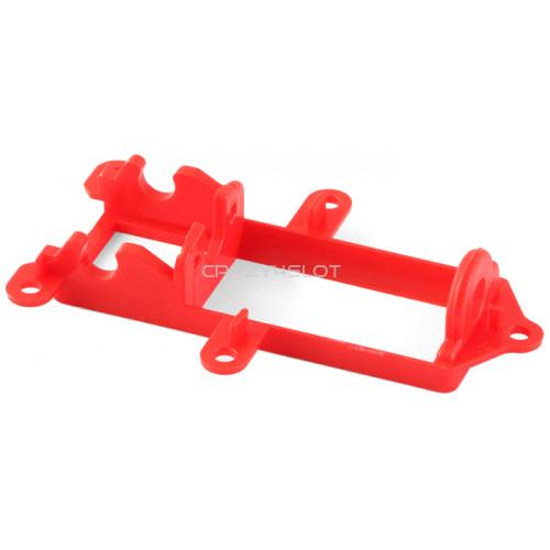 Supporto Motore Inline Extra Hard Rosso per Formula NSR