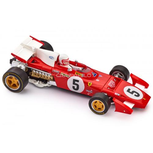 Ferrari 312B2 Silverstone 1971 n.5 - Clay Regazzoni