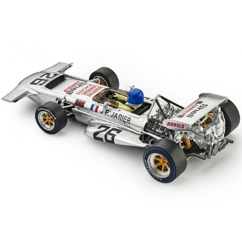 March 701 Monza 1971 n.26 Jean Pierre Jarier