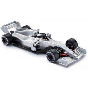 Monoposto F1 Moderna Silver