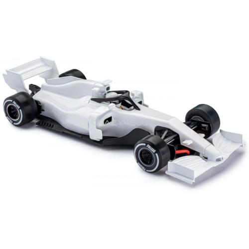 Monoposto F1 Moderna White
