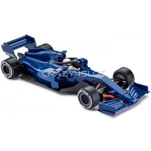 Monoposto F1 Moderna Blue