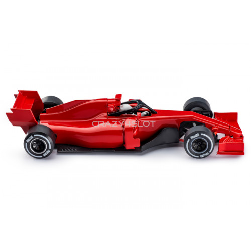 Monoposto F1 Moderna Red