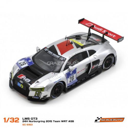 Audi R8 LMS GT3 24h Nurburgring 2015 n.28 Team WRT