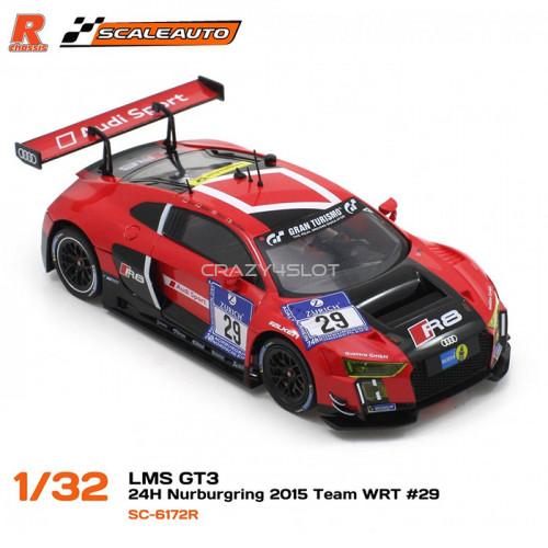 Audi R8 LMS GT3 24h Nurburgring 2015 n.29 Team WRT
