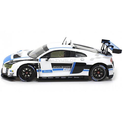 Audi R8 LMS GT3 2016 Cup Edition White Blue
