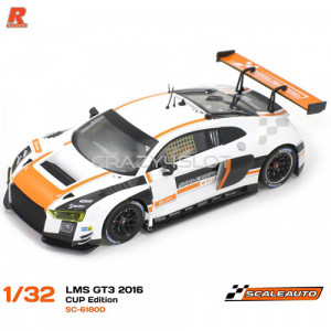 Audi R8 LMS GT3 2016 Cup Edition White Orange