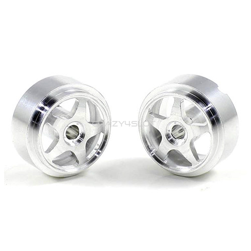 Cerchi in Alluminio 16.9 x 8.5mm Sebring