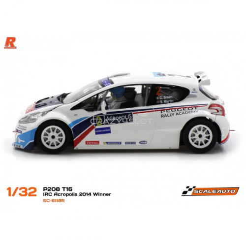 Peugeot 208 T16 Rally Acropolis 2014 Winner