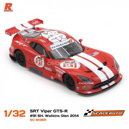 SRT Viper GTS -R 6H Watkins Glen 2014 GTLM n.91