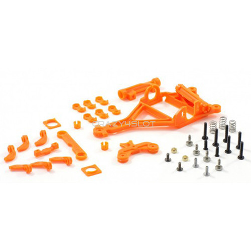 Supporto Motore RT4 Rally Anglewinder Regolabile Offset 0.75mm